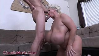 Fake Titty Claudia Marie Impregnated In Home Invasion