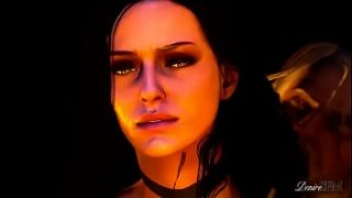 The Throes of Lust – A Witcher tale – Yennefer och Geralt